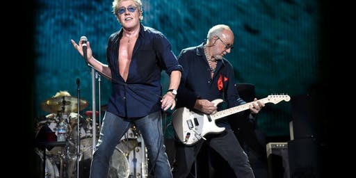 "The Who: ""Moving On!"" Tour"