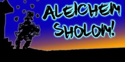 """""""Aleichem Sholom!"""""""