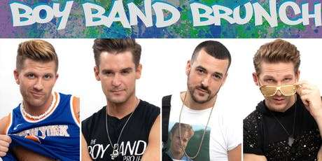 Boy Band Brunch tickets