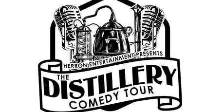 """The Distillery Comedy Tour"" tickets"