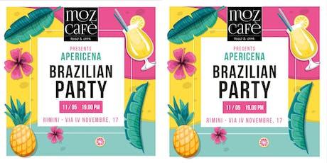 Brazilian Party - Opening Summer Season biglietti