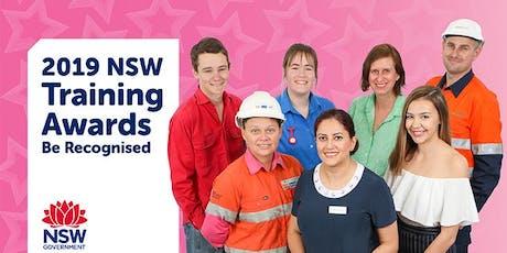Western Sydney Region 2019 NSW Training Awards tickets