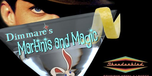 Dimmare's Martinis and Magic