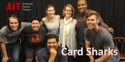 American Improv Theater's Card Sharks