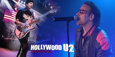 U2 Tribute by Hollywood U2