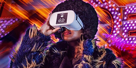 Jump Into The Light: Play With Virtual Reality tickets