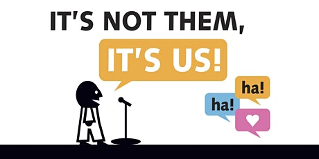 "Liz Grant: ""It's Not Them, It's Us"" tickets"