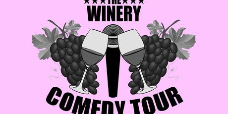 the WINERY COMEDY TOUR tickets