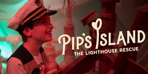 """""""Pip's Island: The Lighthouse Rescue"""""""