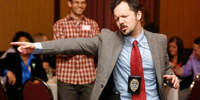 """""""The Dinner Detective"""" Murder Mystery Dinner Show -- Fort Collins"""