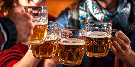 Beer, Bacon and Wine Walk tickets