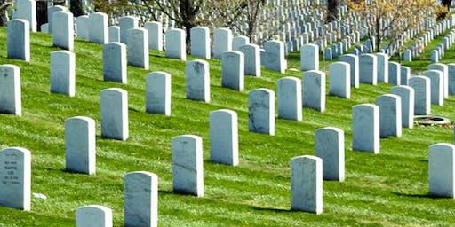"""The Great War in Arlington Cemetery"" Walking Tour"