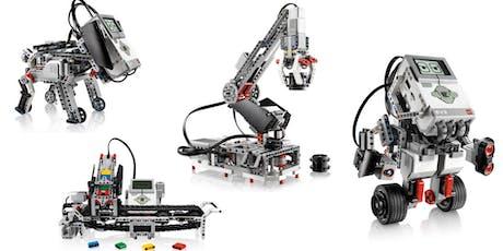 Corso base LEGO Mindstorms EV3 biglietti