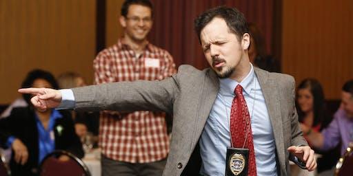 """The Dinner Detective Murder Mystery Dinner Show -- Albuquerque"""