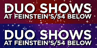 Duo+Shows+at+54+Below+Series