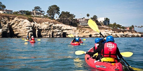Kayak Tours of the Seven Caves tickets