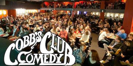 Cobb's Comedy Showcase tickets