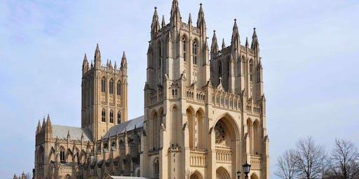 Washington Walks: Woodley Park & National Cathedral