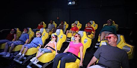Intrepid Flight Simulator Experiences tickets