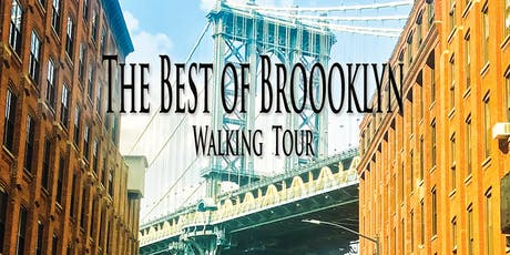 """""""The Best of Brooklyn Walking Tour"""" tickets"""