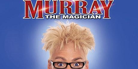 Murray The Magician bilhetes