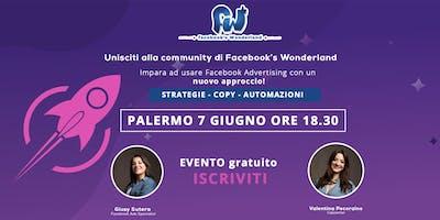 Facebook's Wonderland: Scopri il mondo di Facebook Ads per il tuo Business