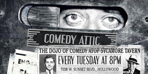 """""""Comedy Attic"""""""
