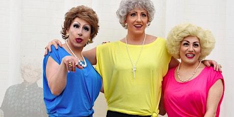 """""""The Golden Gays -- A Golden Girls Revue"""" tickets"""