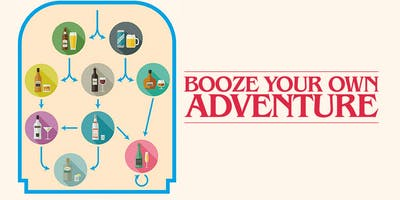 """""""Booze Your Own Adventure"""""""