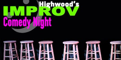 Highwood's Improv Comedy Night