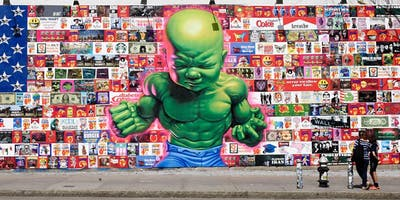 Alternative NY Street Art: LES