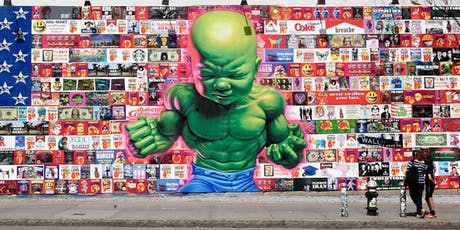 Alternative NY Street Art: LES tickets