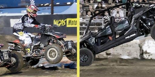 Quad Wars ATV Racing