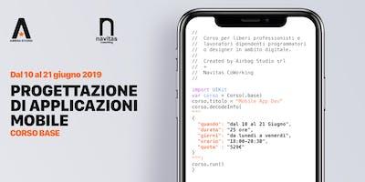 Corso Base di Progettazione di App mobile