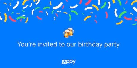 After Joppy ¡Happy Birthday Edition! entradas