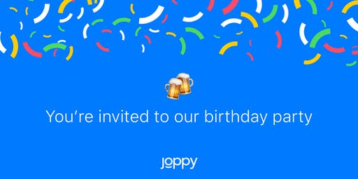 After Joppy ¡Happy Birthday Edition!
