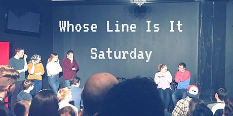 """Whose Line Is It Saturday"" tickets"