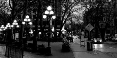 """Original Pioneer Square Ghost Tour"""