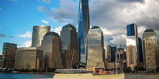 Around Manhattan Brunch Cruise on the Yacht Manhattan