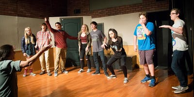 """Improv Comedy for Kids by Teens"""