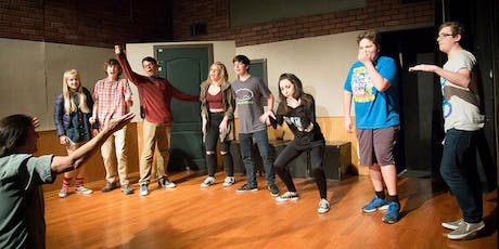 """Improv Comedy for Kids by Teens"" tickets"