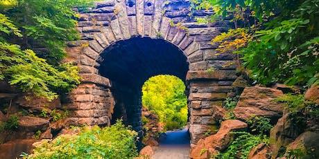 Secret Places of Central Park Walking Tour tickets