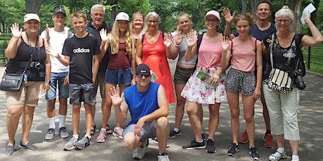 Central Park Walking Tour tickets