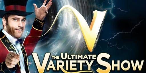 """V -- The Ultimate Variety Show"""