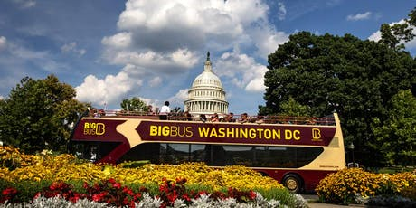 Hop-On, Hop-Off Big Bus Premium Tour of D.C. tickets