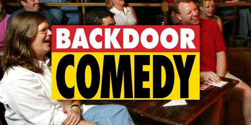 Live Comedy at Backdoor Comedy Club