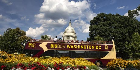 Big Bus Tours 48-Hour Hop-On, Hop-Off Tour With Admission to Attractions tickets