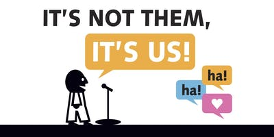 """Liz Grant: """"It's Not Them, It's Us"""""""