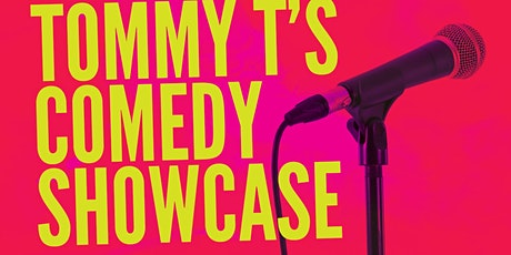 Tommy T's Comedy Showcase tickets