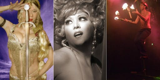 """Le Scandal"": Cabaret, Variety + Burlesque Show"